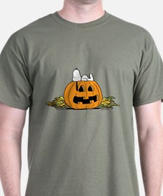 Pumpkin Patch Lounger T-Shirt