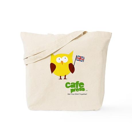 UK PR Images Tote Bag