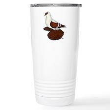 Red Fullhead Swallow Pigeon Travel Mug