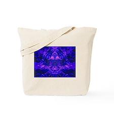 Iridescent Ice Tote Bag