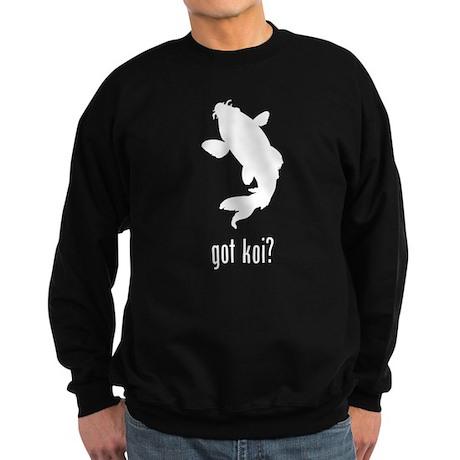 Koi 2 Sweatshirt (dark)