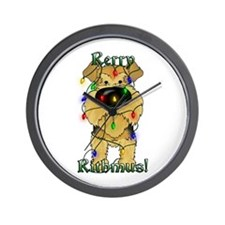 Airedale - Rerry Rithmus Wall Clock