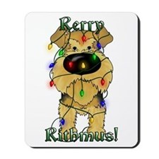 Airedale - Rerry Rithmus Mousepad