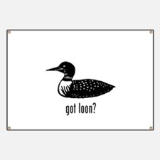 Loon Banner