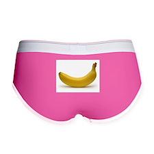 Funny Banana Women's Boy Brief