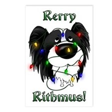 Papillon - Rerry Rithmus Postcards (Package of 8)
