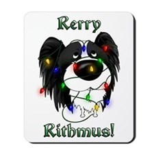 Papillon - Rerry Rithmus Mousepad