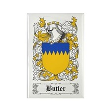 Butler Rectangle Magnet