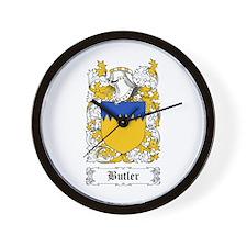 Butler Wall Clock