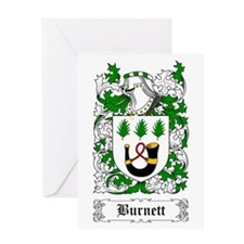 Burnett Greeting Card