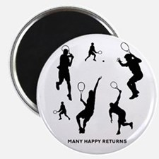 Many Happy Returns Magnet