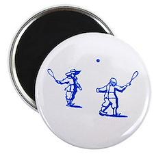 Delft Tennis Magnet