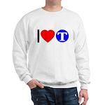 DOT ARTS Custom Monograms Sweatshirt
