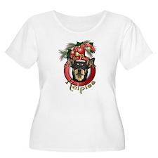 Christmas - Deck the Halls - Kelpies T-Shirt