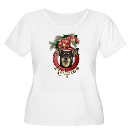 Christmas - Deck the Halls - Kelpies Women's Plus