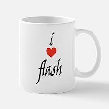 I love Flash Mug