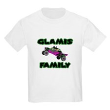 Glamis Family Kids T-Shirt