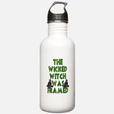 Wicked Witch Was Framed Stainless WaterBottle 1.0L