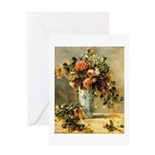 Cute Renoir Greeting Card