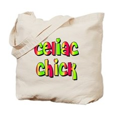 Celiac Chicks Tote Bag