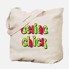 Celiac Chicks Tote Bag