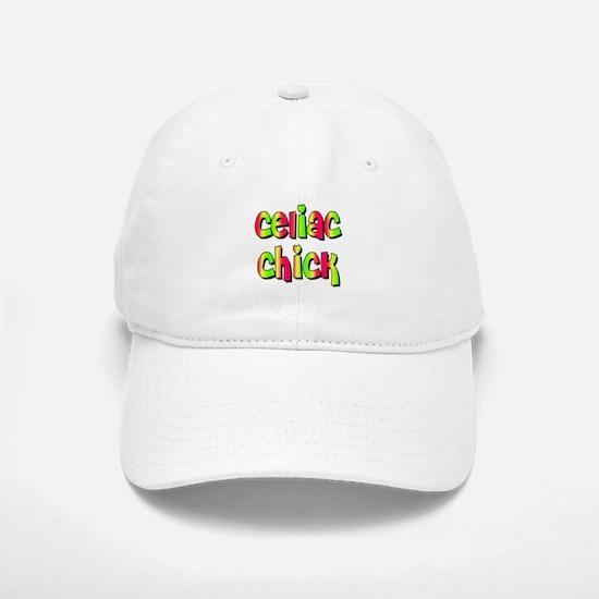 Celiac Chicks Baseball Baseball Cap