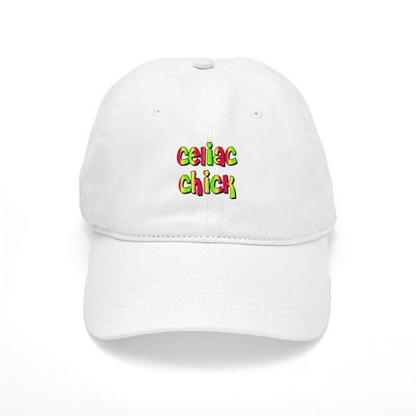 Celiac Chicks Cap