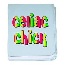 Celiac Chicks Infant Blanket