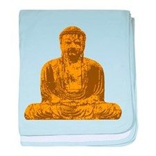 Buddha Graphic Infant Blanket