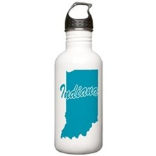 State Indiana Sports Water Bottle