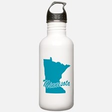 State Minnesota Sports Water Bottle
