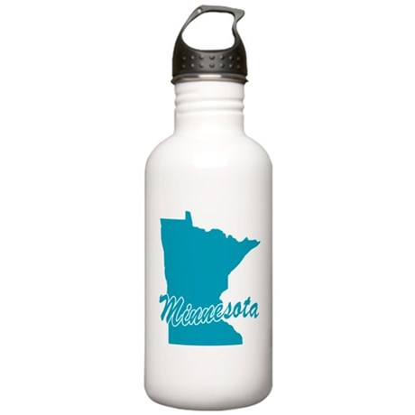 State Minnesota Stainless Water Bottle 1.0L