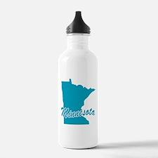 State Minnesota Water Bottle