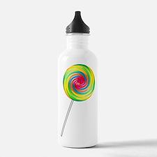 Swirly Lollipop Water Bottle