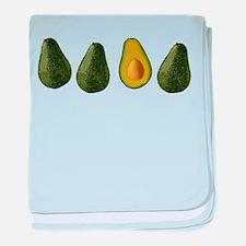 Avocados Infant Blanket