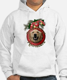 Christmas - Deck the Halls - Retrievers Hoodie