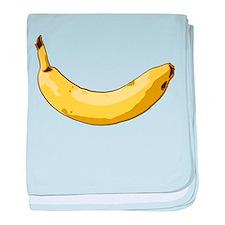 Banana Infant Blanket