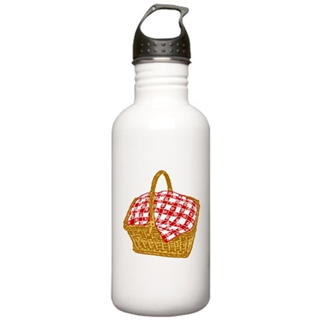 Picnic Basket Stainless Water Bottle 1.0L