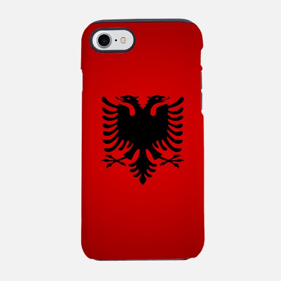 Albania V1 Iphone 7 Tough Case