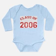 Cute Graduation keepsakes Long Sleeve Infant Bodysuit
