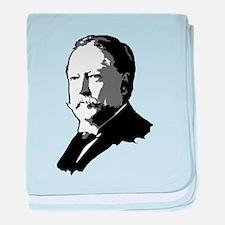 William Howard Taft Infant Blanket