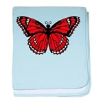 Butterfly Infant Blanket