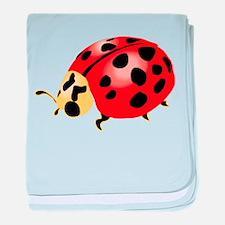 Ladybug Infant Blanket