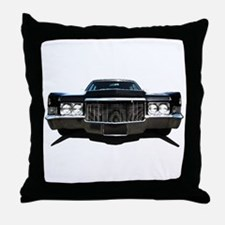 Whips Throw Pillow