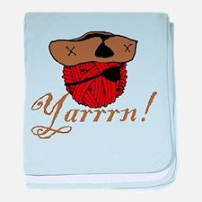 Yarrrn Infant Blanket