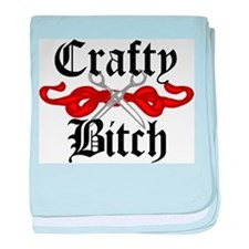 Crafty Bitch Infant Blanket