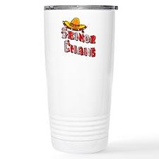 Senior Chang Greendale Community College Travel Mug