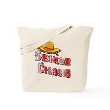 Senior Chang Greendale Community College Tote Bag