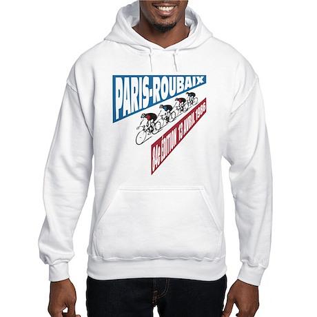 1986 Paris-Roubaix Hooded Sweatshirt