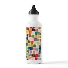 Color Block Fun Water Bottle